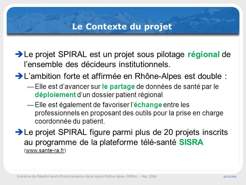 L'ambition forte et affirmée en Rhône-Alpes est double :