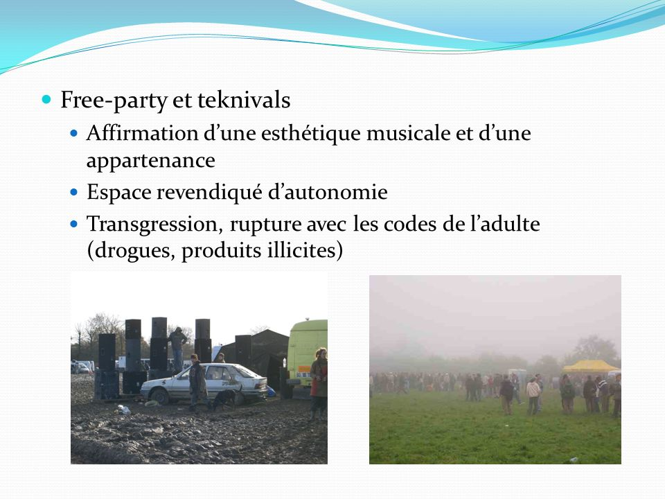 Free-party et teknivals