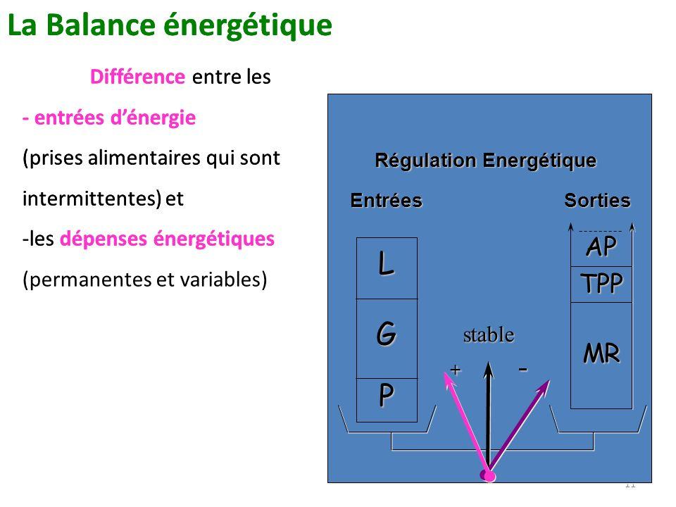 Régulation Energétique