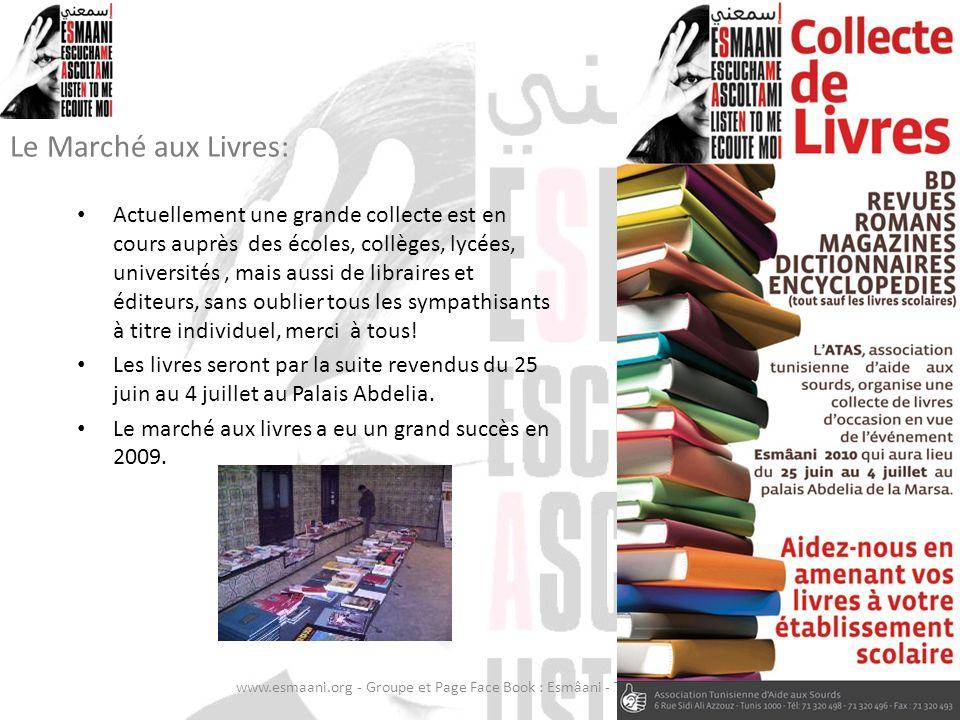 Le Marché aux Livres: