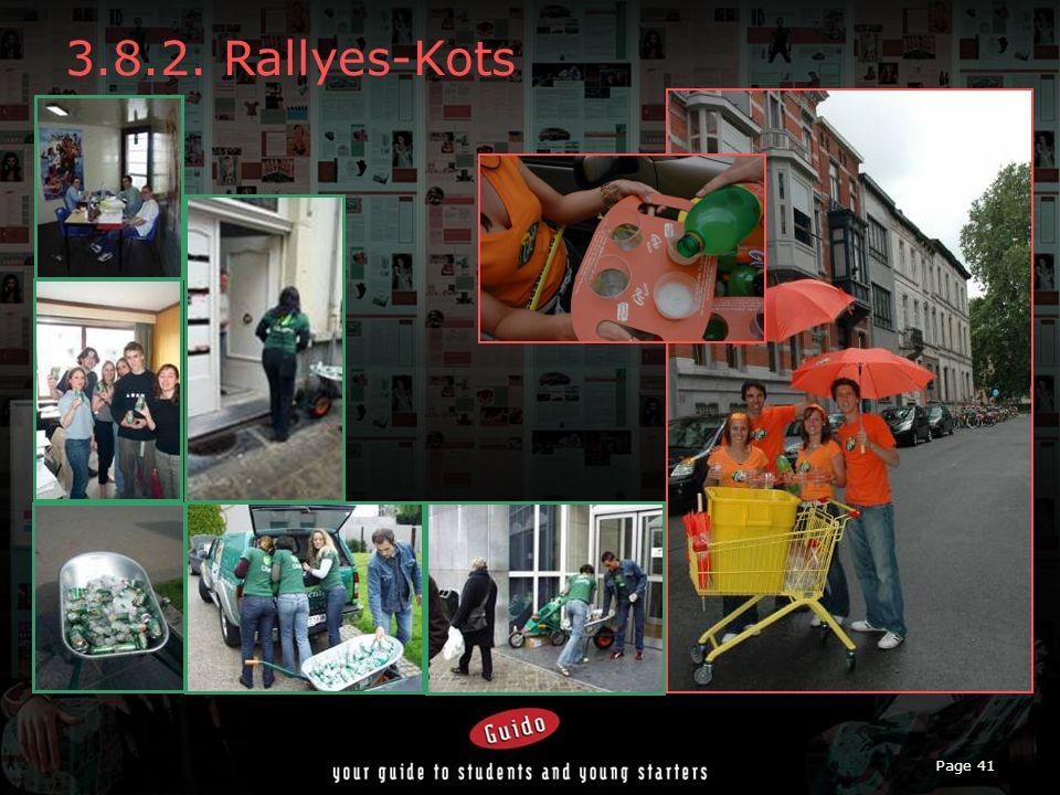 3.8.2. Rallyes-Kots