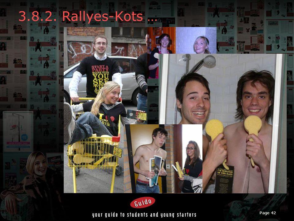 3.8.2. Rallyes-Kots …