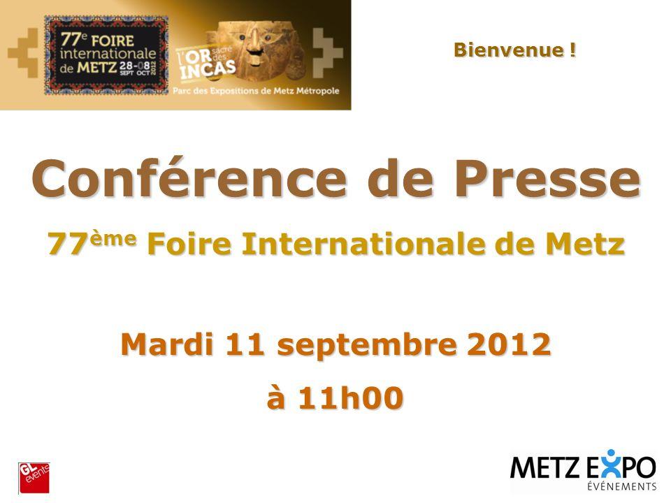77ème Foire Internationale de Metz