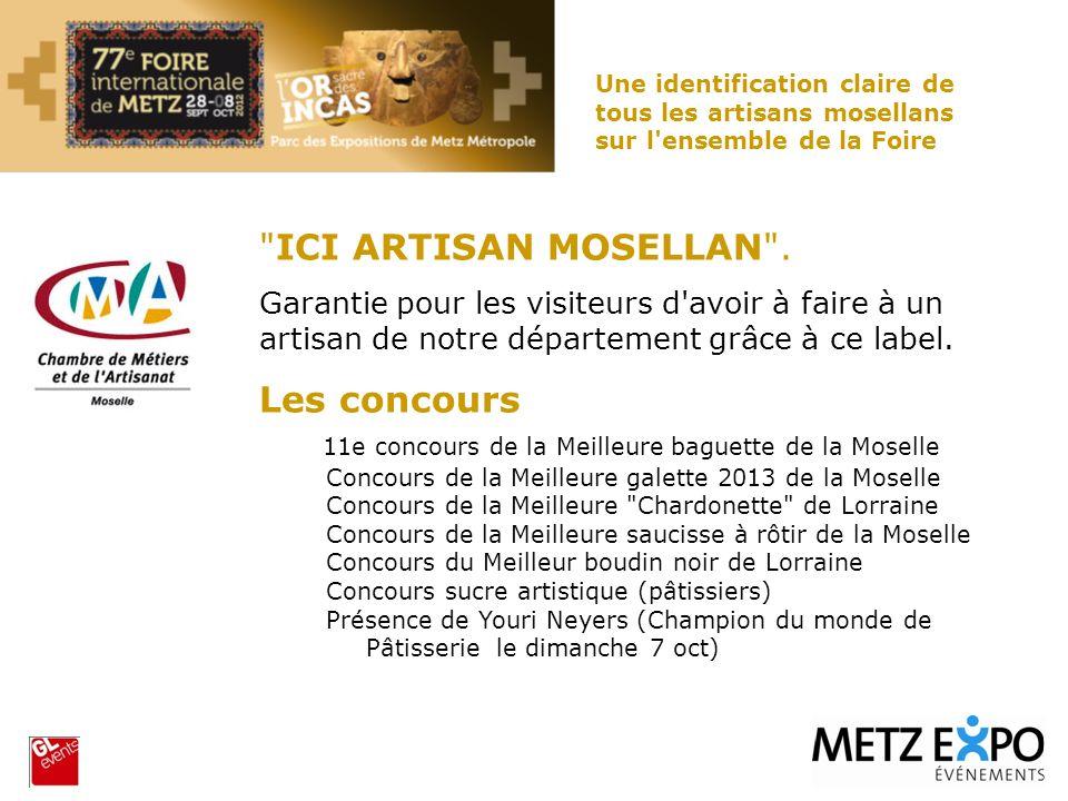 11e concours de la Meilleure baguette de la Moselle