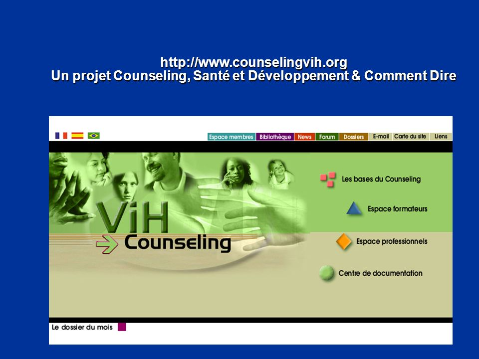 http://www. counselingvih