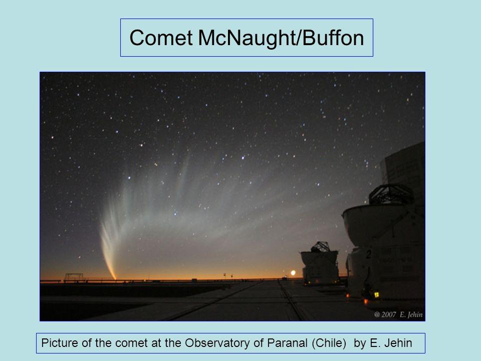 Comet McNaught/Buffon
