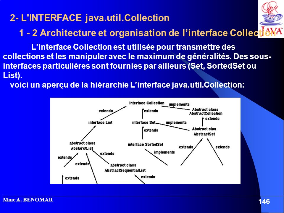 2- L INTERFACE java.util.Collection