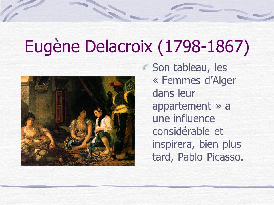 Eugène Delacroix (1798-1867)