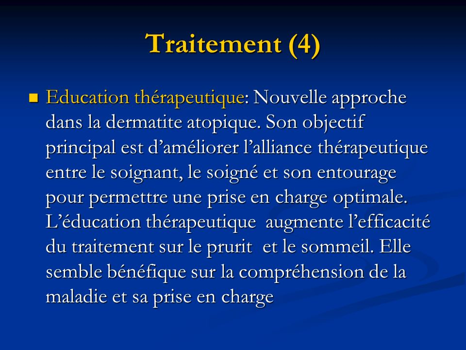 Traitement (4)