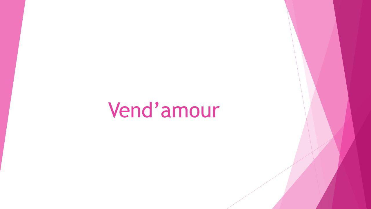Vend'amour