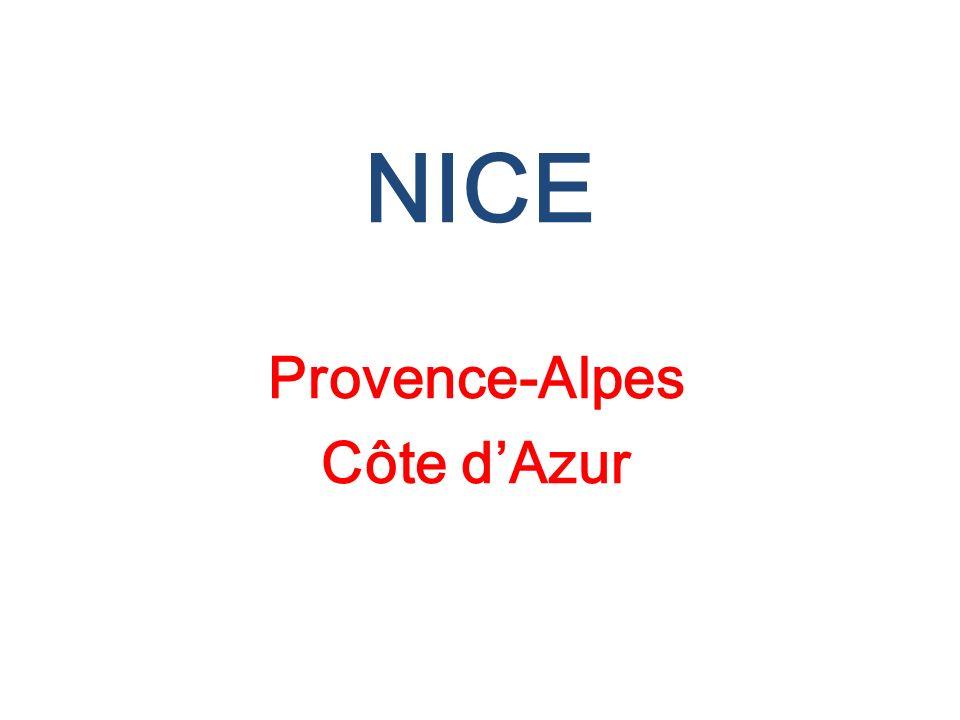 Provence-Alpes Côte d'Azur