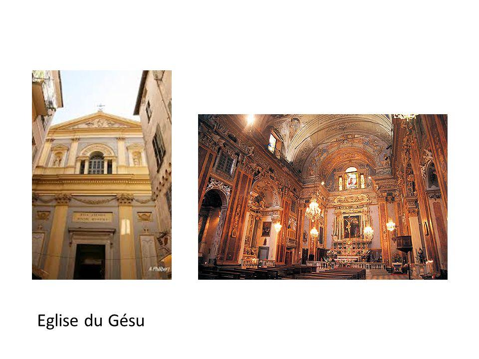 Eglise du Gésu