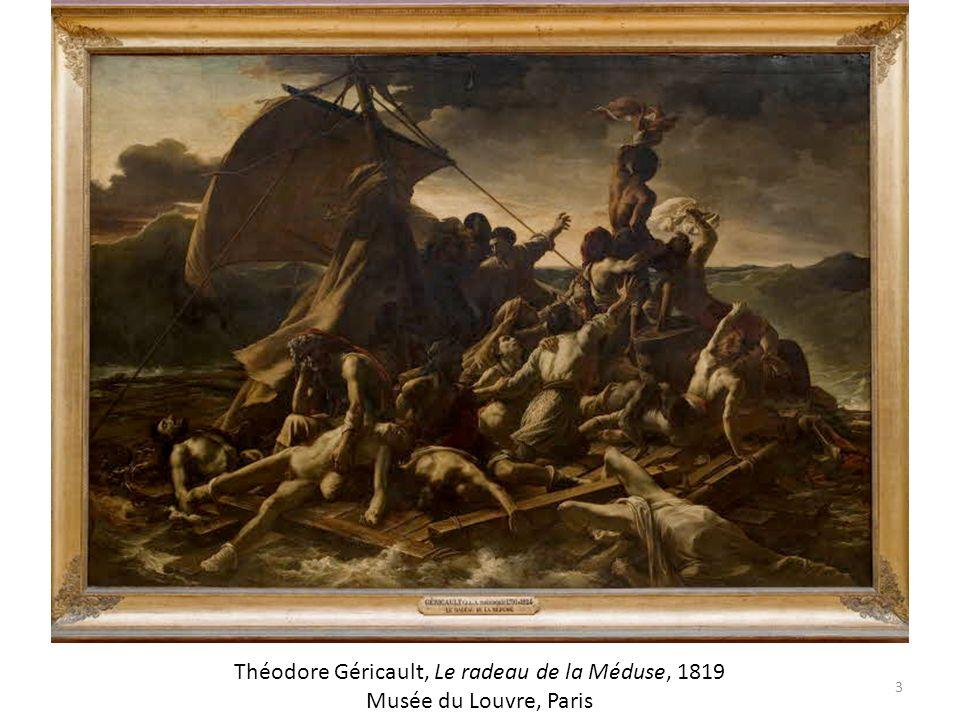 Théodore Géricault, Le radeau de la Méduse, 1819