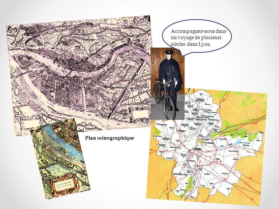 Accompagnez-nous dans un voyage de plusieurs siècles dans Lyon