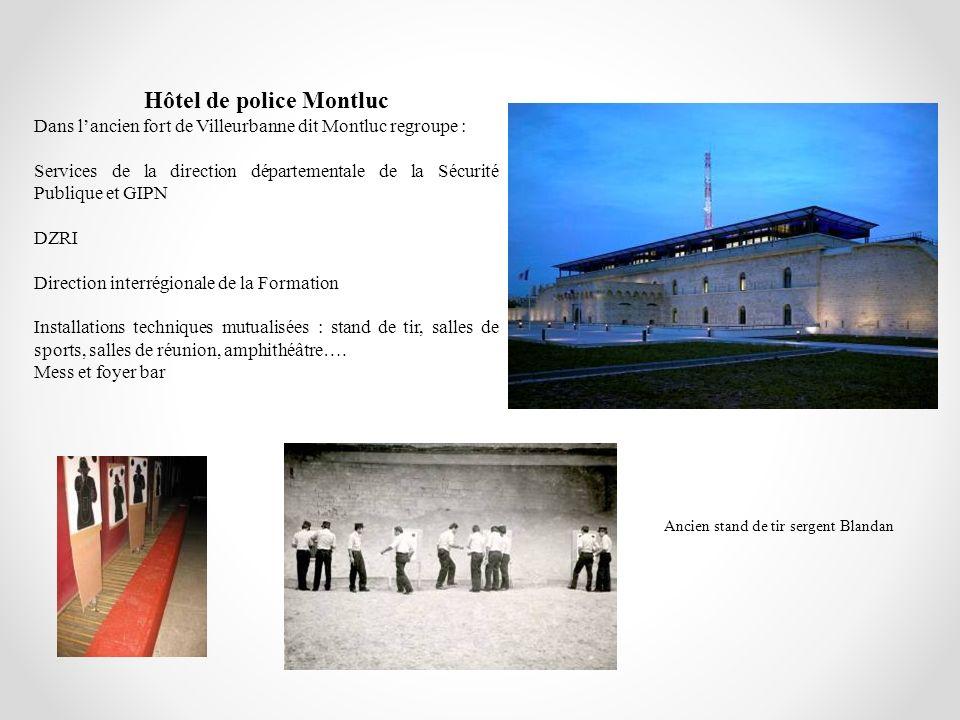 Hôtel de police Montluc