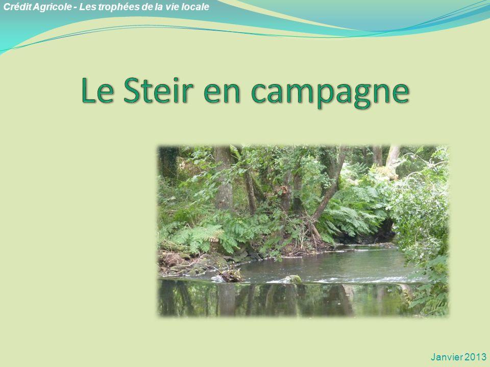 Le Steir en campagne Crédit Agricole - Les trophées de la vie locale
