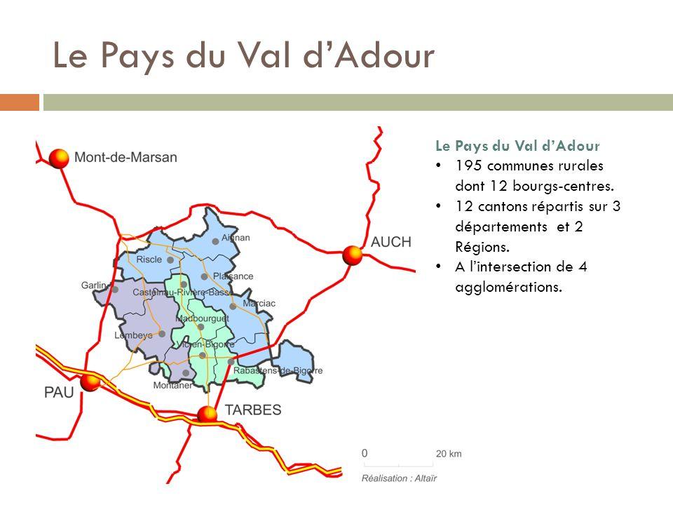 Le Pays du Val d'Adour Le Pays du Val d'Adour