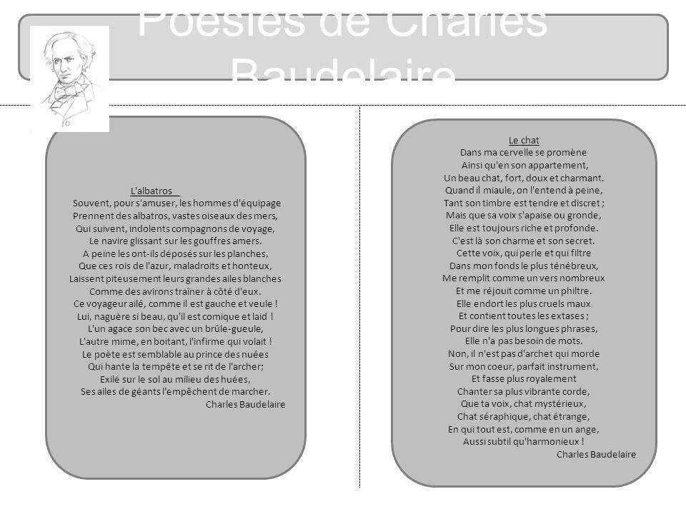 Poésies de Charles Baudelaire