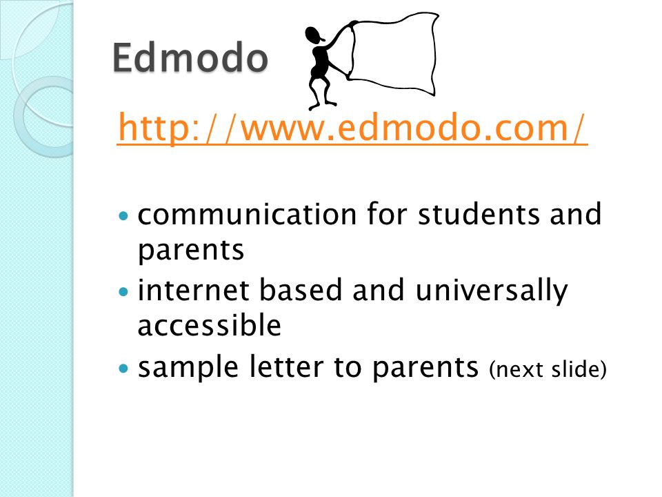 Edmodo http://www.edmodo.com/ communication for students and parents