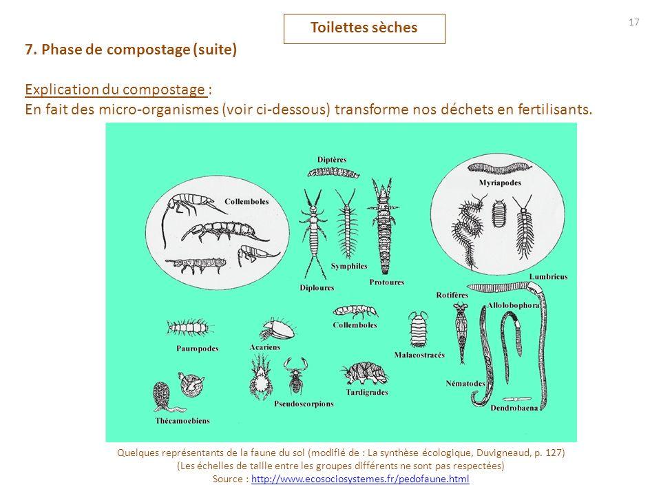 Source : http://www.ecosociosystemes.fr/pedofaune.html