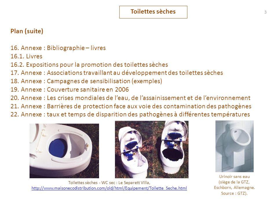 Toilettes sèches - WC sec : Le Separett Villa,