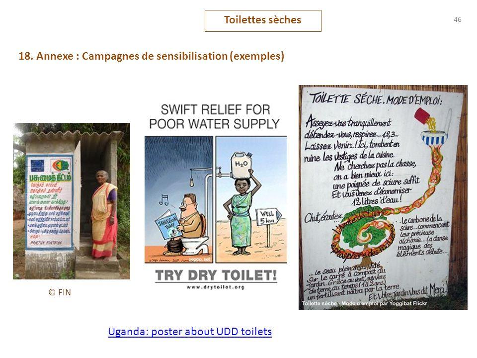 18. Annexe : Campagnes de sensibilisation (exemples)