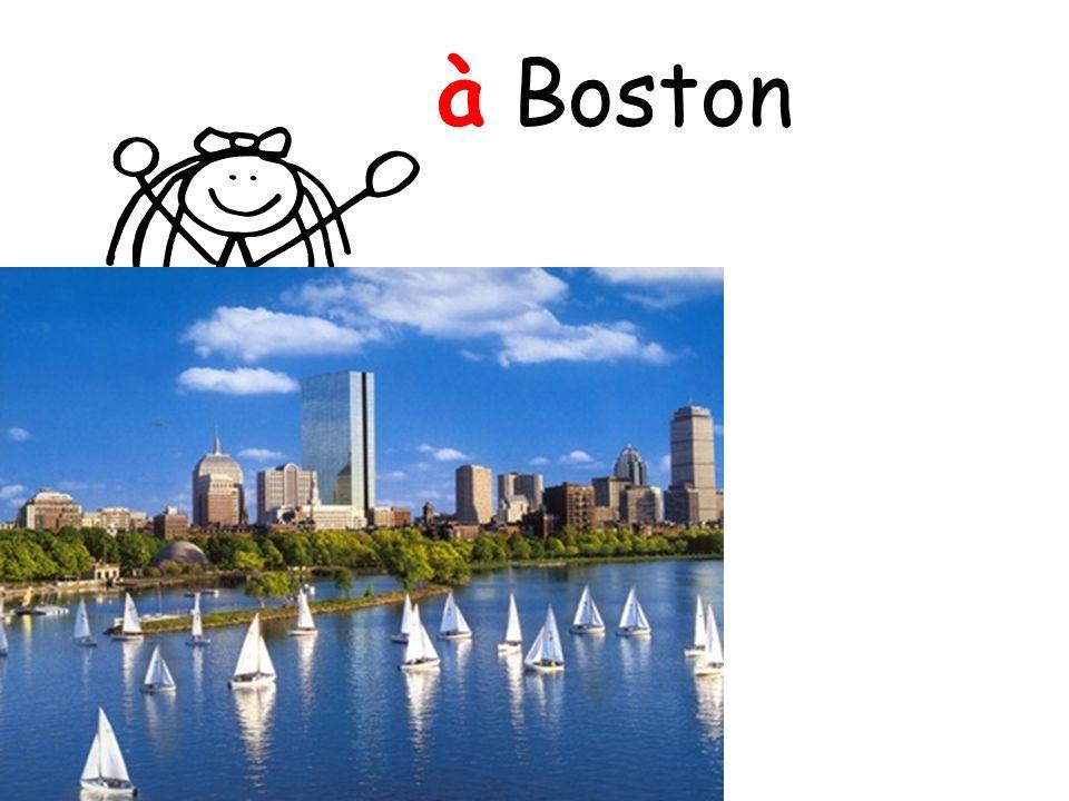 à Boston