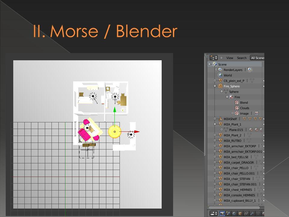 II. Morse / Blender