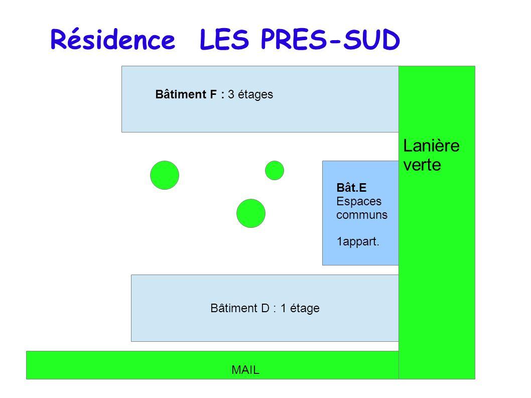 Résidence LES PRES-SUD