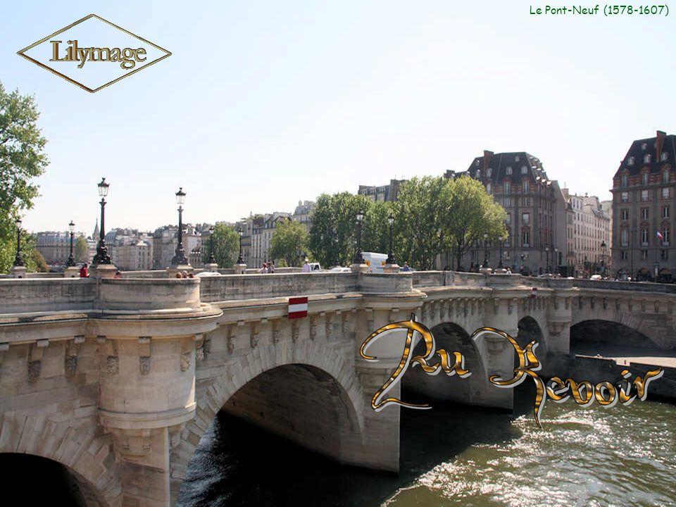 Le Pont-Neuf (1578-1607)