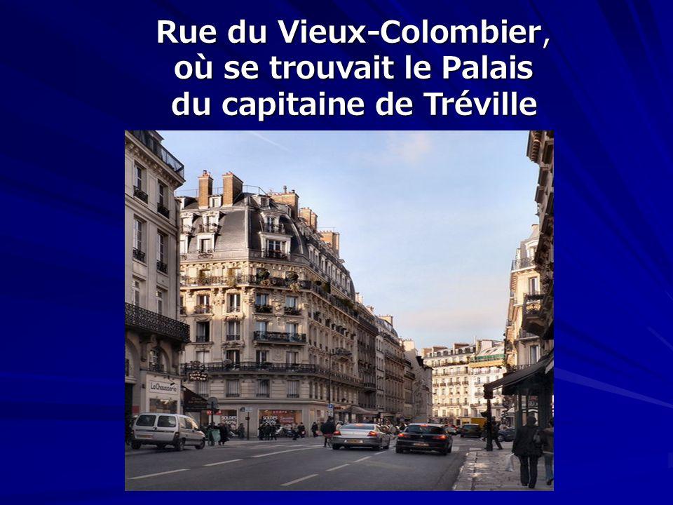 du capitaine de Tréville