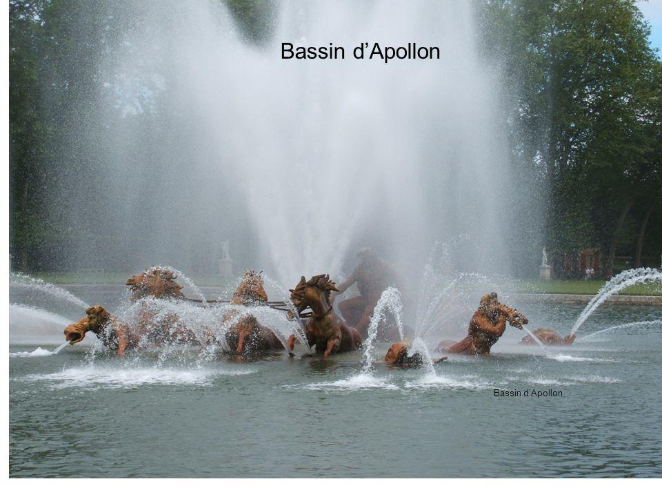 Bassin d'Apollon Bassin d'Apollon Lemire Tanguy