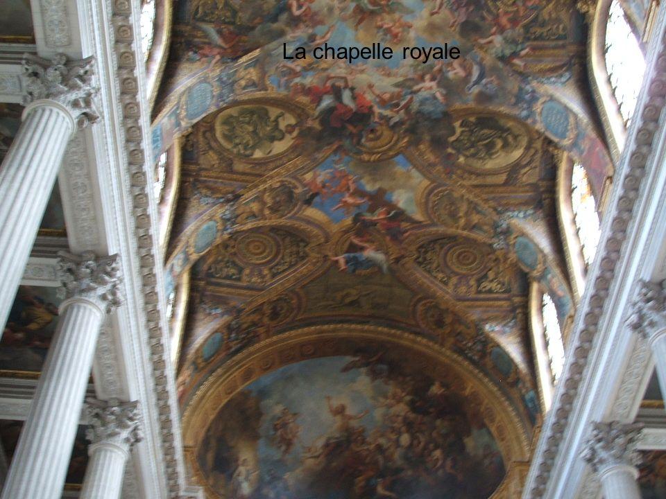 La chapelle royale Lemire Tanguy