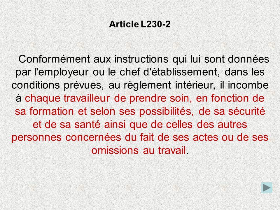 Article L230-2