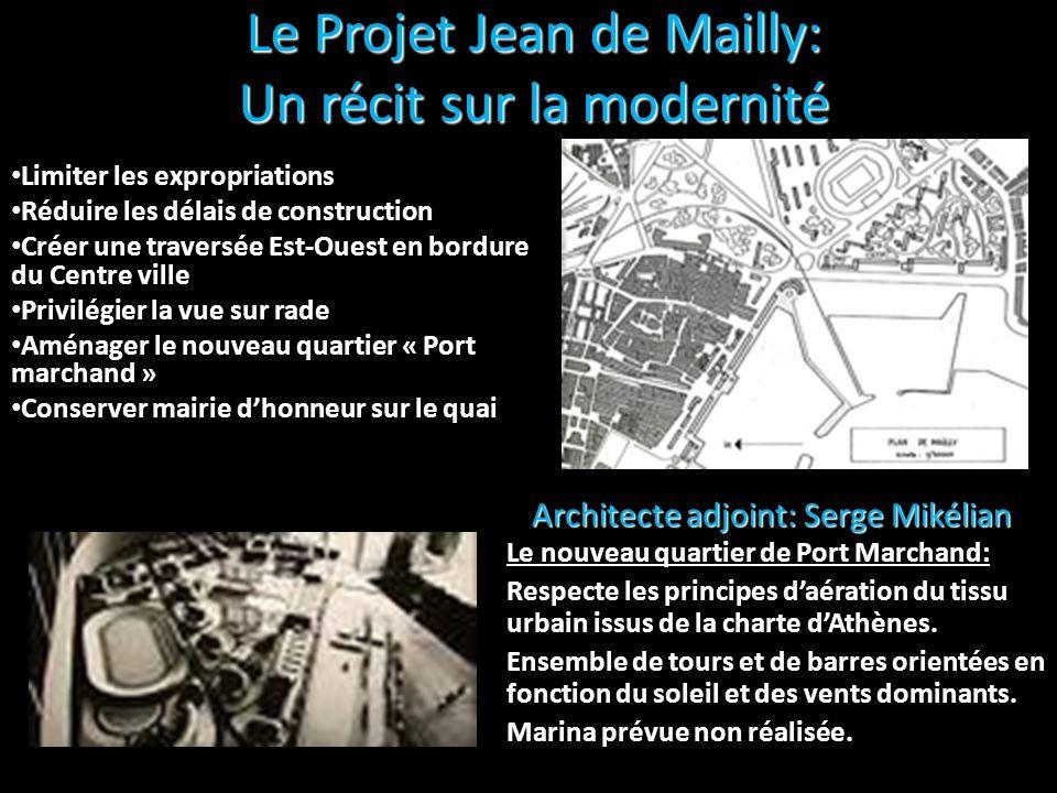 Le Projet Jean de Mailly: Un récit sur la modernité
