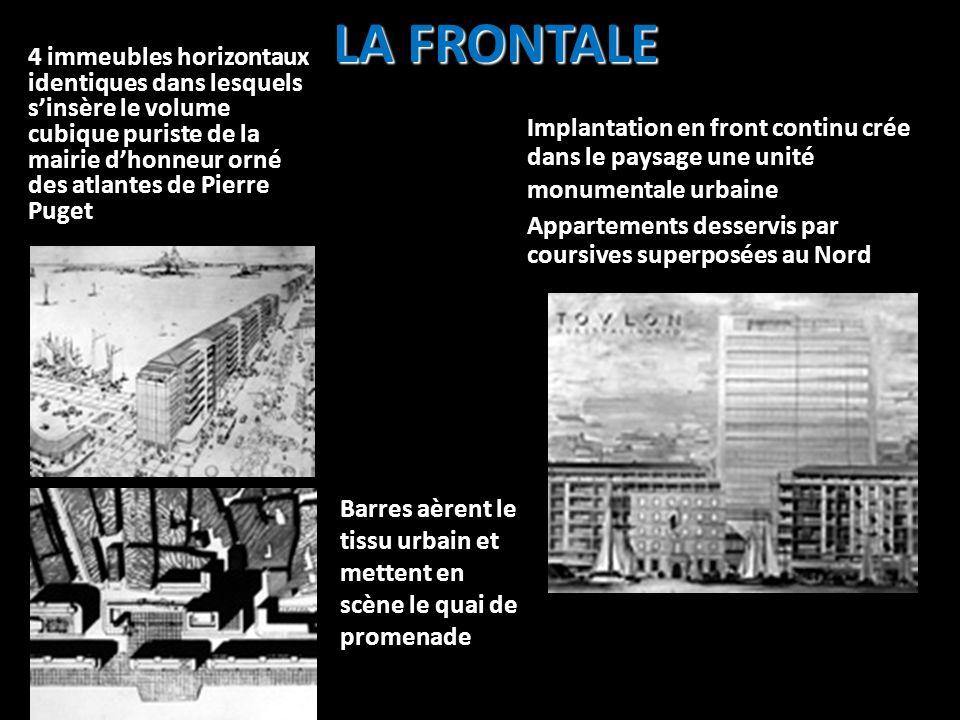 LA FRONTALE