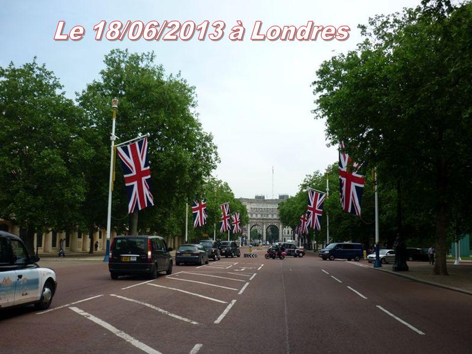 Le 18/06/2013 à Londres
