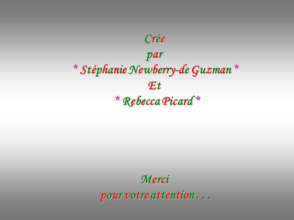 par * Stéphanie Newberry-de Guzman * Et