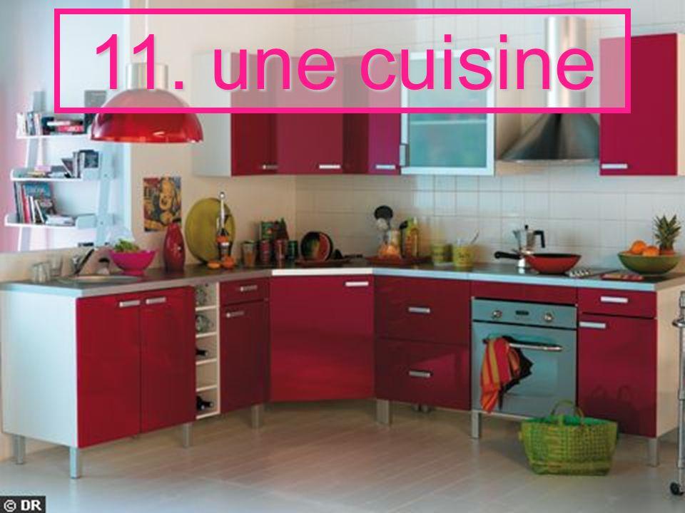 11. une cuisine