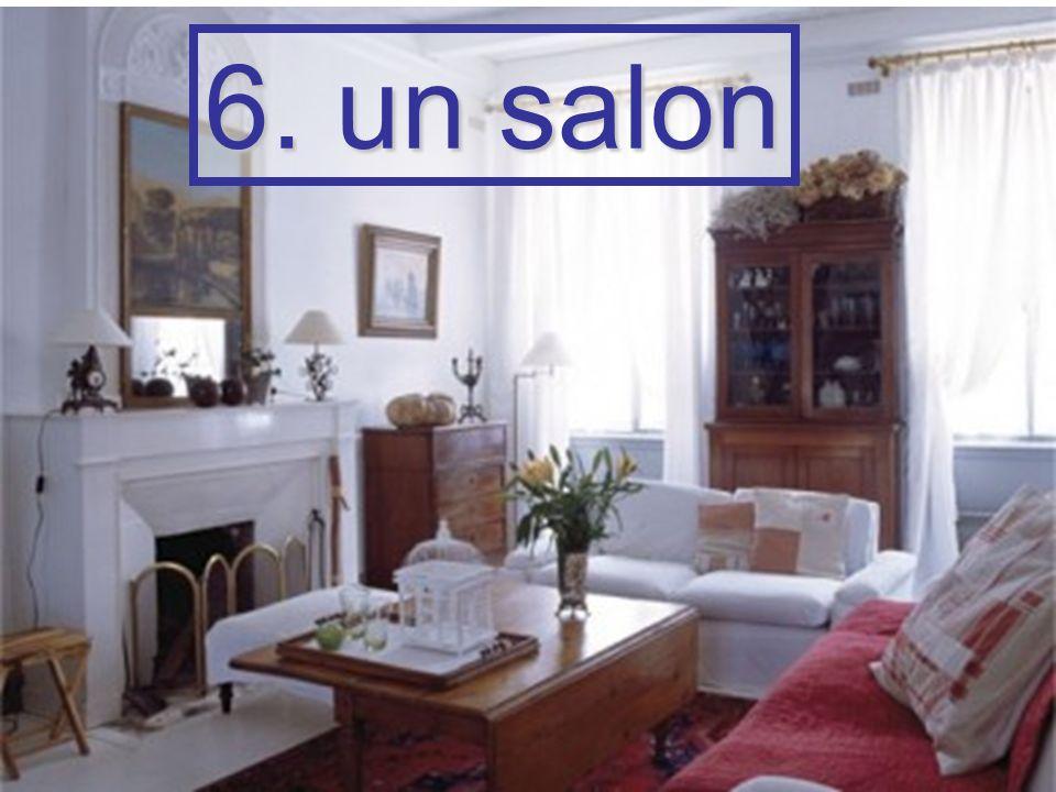 6. un salon