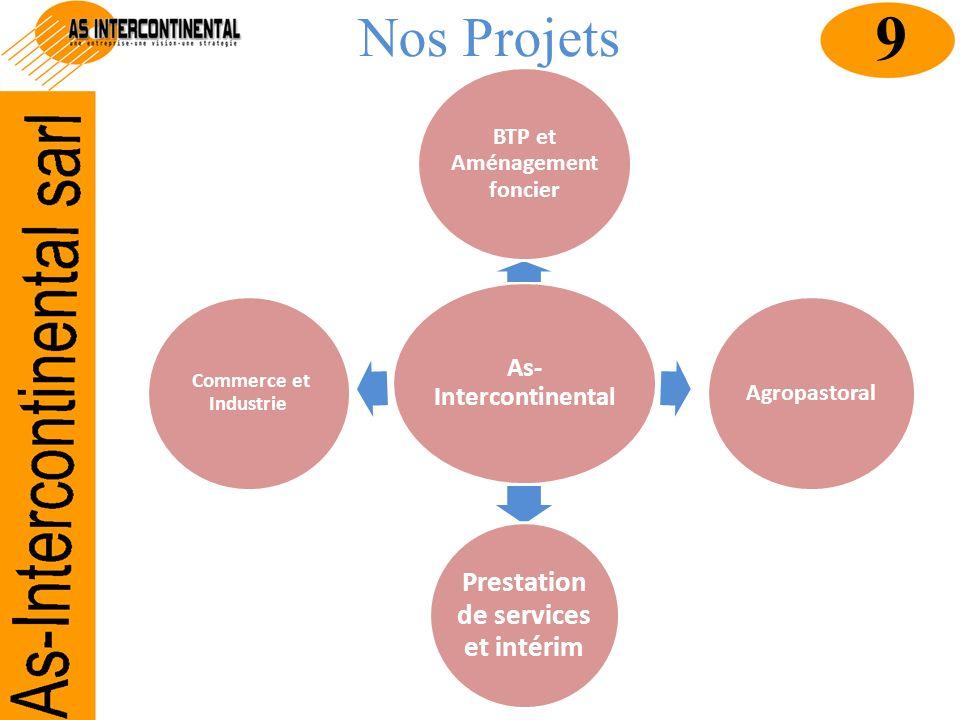 BTP et Aménagement foncier Prestation de services et intérim