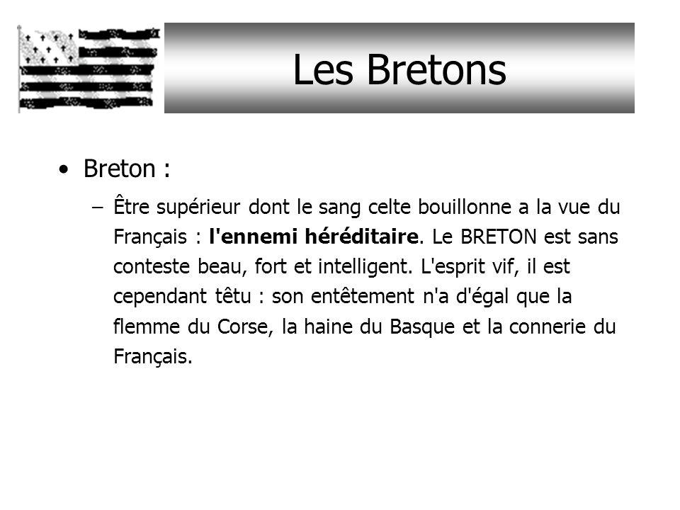 Les Bretons Breton :