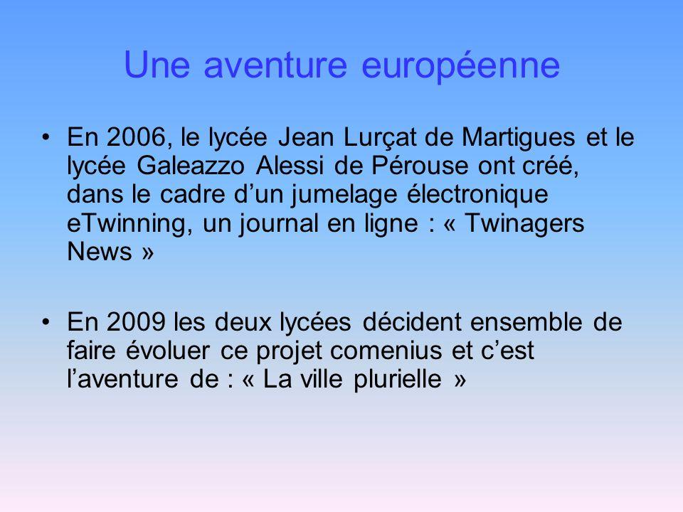 Une aventure européenne