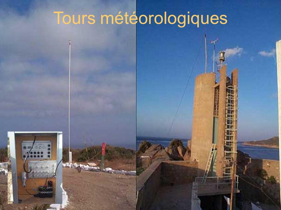 Tours météorologiques