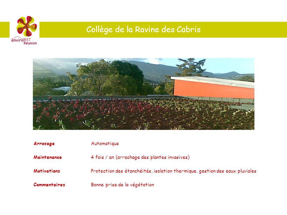 Collège de la Ravine des Cabris