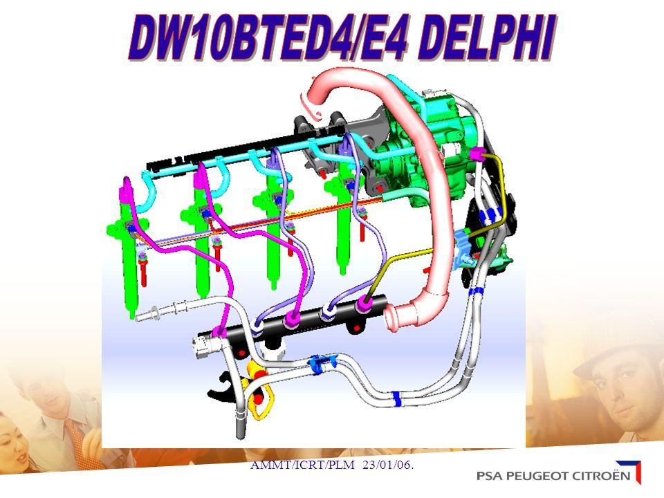 DW10BTED4/E4 DELPHI AMMT/ICRT/PLM 23/01/06.