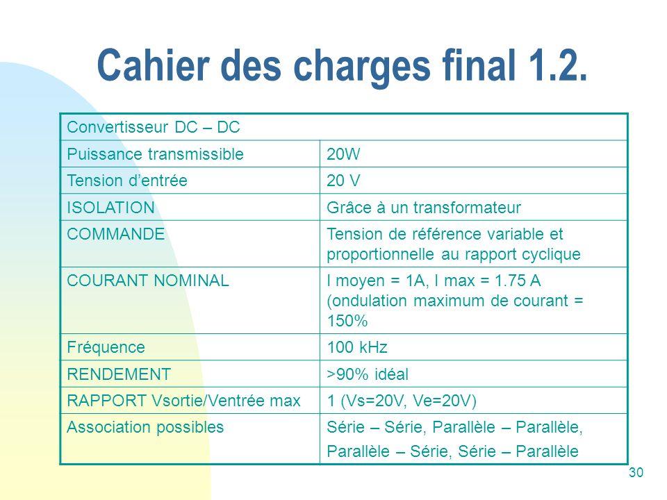 Cahier des charges final 1.2.