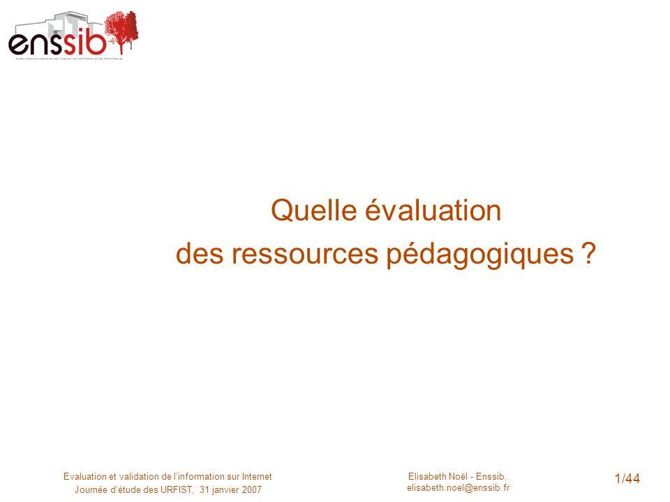 des ressources pédagogiques