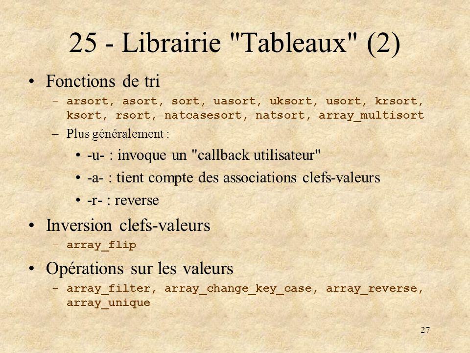 25 - Librairie Tableaux (2)