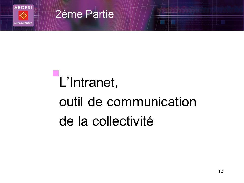 outil de communication de la collectivité